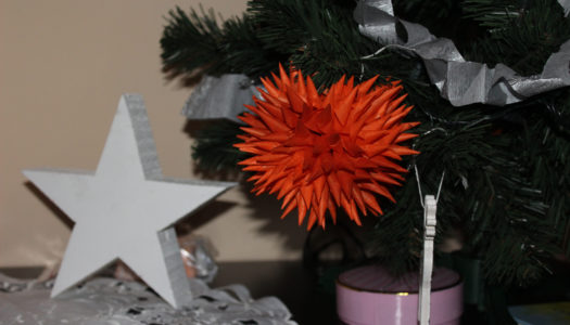 DIY ozdoby świąteczne