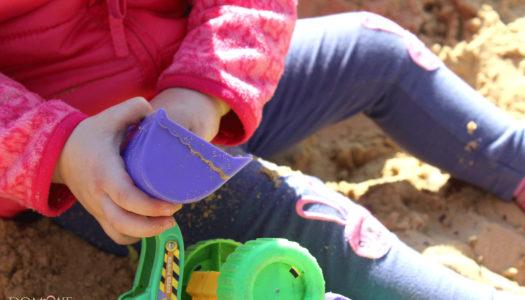 W co się bawić z dzieckiem na świeżym powietrzu – 3 oryginalne pomysły