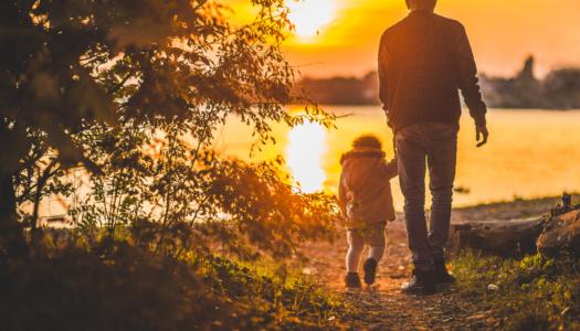 Relacja ojciec – dziecko. Ważna rzecz.